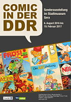 Comic in der DDR