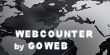 Goweb Counter